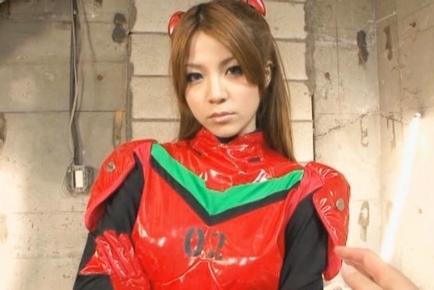 Koko Ishihara Japanese love doll in cosplay
