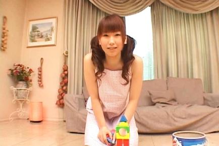 Ai Sayama Hot Asian teen is amazing
