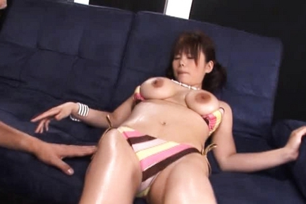 Kanon Ozora Japanese doll fucked in costume