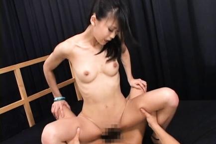 Chika Ishihara Sweet Asian model in hot costume