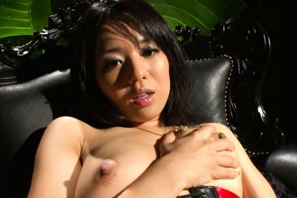 Sora Aoi Japanese doll is a beauty in costume sex