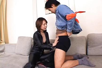 Yume Kimino Japanese doll likes cosplay sex