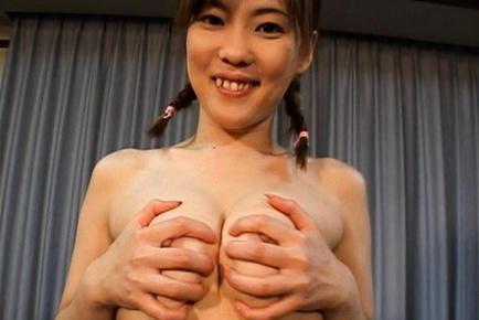 Marino Orihara hot cock sucking and pussy treatment